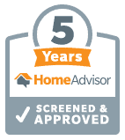Home Advisor 5 Years of Service Award