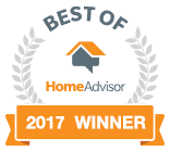 Our Home Advisor Award